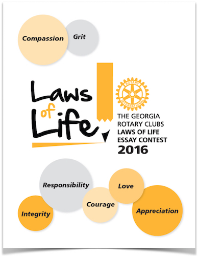 law of life essay contest