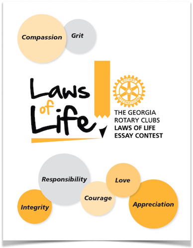 rotary club ethics essay